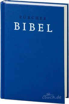 Zürcher Bibel – dunkelblau
