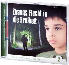 Zhangs Flucht in die Freiheit - Folge 2 (Audio-Hörbuch)